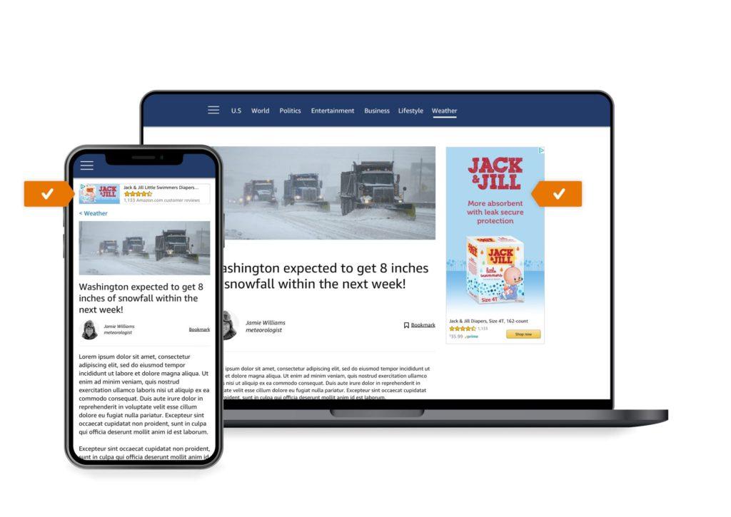 Amazon Sponsored Display