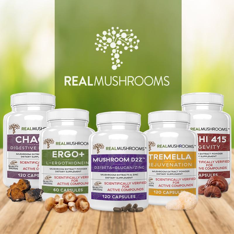 Real Mushroom